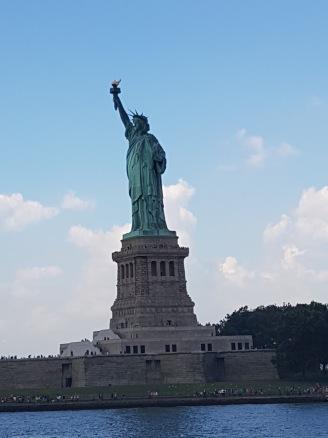 New York, Statua della Libertà