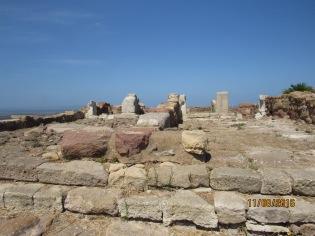 Sardegna, Resti del villaggio fenicio