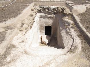 Sardegna, sepoltura fenicia