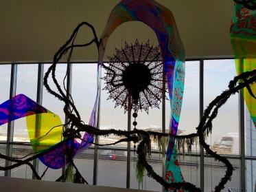 Veduta interna di un allestimento alla Turner Gallery